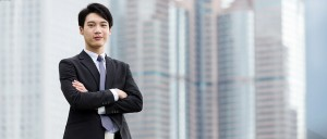 businessman china